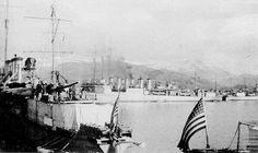 Canterbury Heritage: U.S. Navy at Lyttelton 1925