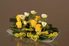 idées composition florale | Composition florale © Emilia Oliverio