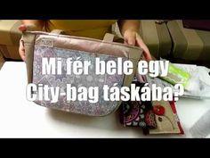 Mi fér a City-bag táskába?