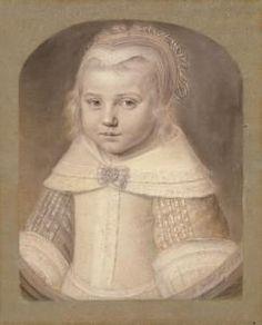 Wallerant Vaillant (1623 – 1677) portrait of Maria Elias (1650-1676), 1653 - Amsterdam Museum