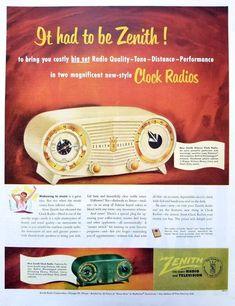 Vintage Tv, Vintage Records, Vintage Prints, Vintage Posters, Vintage Items, 1950s Radio, Radio Advertising, Antique Radio, Record Players