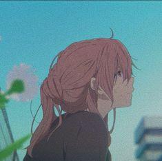 manga aesthetic black and white ; Arte Do Kawaii, Anime Kawaii, Deku Anime, Cartoon Profile Pictures, Estilo Anime, A Silent Voice, Animation, Cute Anime Pics, Cartoon Icons
