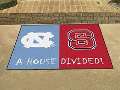 North Carolina - North Carolina State House Divided Mat