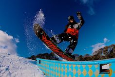 Snow Australia - Falls Creek snowboarding in Victoria, Australia #snowaus