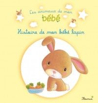 Histoire de mon bébé lapin