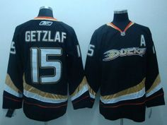 Anaheim Ducks 15 Ryan GETZLAF Home Jersey