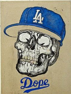 Knucklehead Dope by Robbie Conal