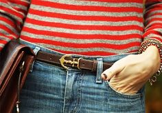 Anchor belt.