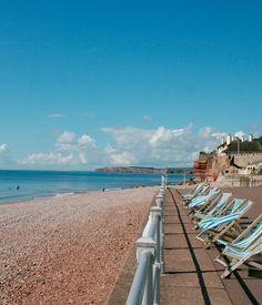 Sidmouth, Jurassic Coast (UNESCO World Heritage Site)