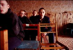 Juvenile Delinquent Boys of Ishka, Russia - Lisa Boy Better Know, Lise Sarfati, 12 Monkeys, Polaroid Pictures, Mood Light, Aesthetic Boy, Working People, French Photographers, Male Poses