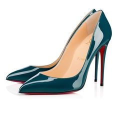 Pigalle Follies Patent, Christian Louboutin.