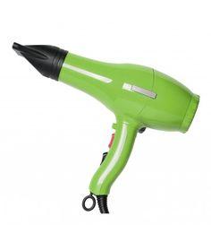Secador Perfect Beauty Pluma Green (Verde). www.hairbody.es #productosparapeluqueros #productosdepeluquería #secador