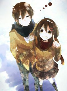 anime boy, anime girl, kagerou project, kawaii, kido, konoha, manga, mary, mca, momo, seto, kano, eñe, ayano, hibiya, mekaku city actors, shintaro, anime