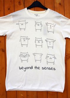 Koszulka Beyond the senses