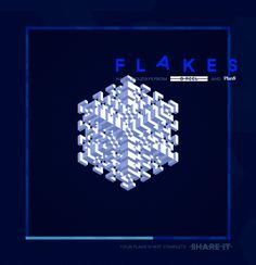 Flakes - Site of the Day January 17 2015
