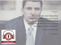 Jason Stapleton on the Economic Rockstar podcast episodes 1 and 2 Need You, Economics, Finance, Mindfulness, Passion, Quotes, Quotations, I Need You, Consciousness
