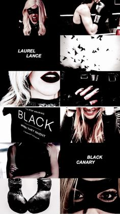 "canarycassidy: "" Character Aesthetics: Laurel Lance ↳ ""You were mad because I wasn't choosing a life where I was going to help people. It's like you knew. You knew that my life was. Concessão Gustin, Canary Arrow, League Of Assassins, Black Siren, Flash Wallpaper, Dinah Laurel Lance, Lance Black, Arrow Oliver, Univers Dc"