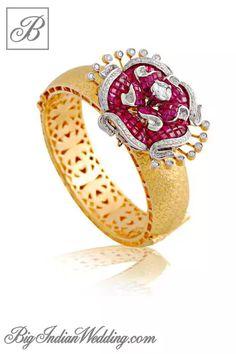 Notandas Jewellers ~ Bridal jewellery bracelet