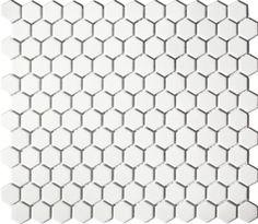 Pukkila Hexagon - White
