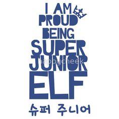 Super Junior ELF #tshirt #case #iphonecase #sticker