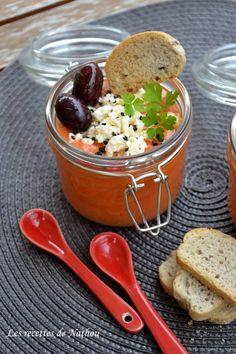 Les recettes de Nathou: Cuillères/Verrines