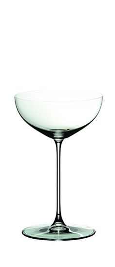 (2 sets) Riedel Veritas Moscato/Coupe/Martini Glass, Pack of 2