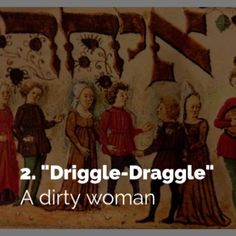 15 Hilarious Medieval Insults to Annoy Your Friends Unusual Words, Weird Words, Rare Words, Fancy Words, Great Words, New Words, Idioms And Proverbs, Old English Words, Vocabulary Words