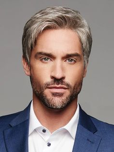 Shape it up and get tapered with this go to style. The lace front was made specifically for HIM to create the ultimate hairline. This classic cut can be worn neat or messy. become your own stylist by changing up the bang or adding some styling products. Undercut Men, Undercut Hairstyles, Cool Hairstyles, Casual Hairstyles, Hairstyles 2018, Hairstyle Ideas, Hipster Hairstyles, Gorgeous Hairstyles, Professional Hairstyles