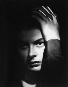 Ingrid Bergman, 1944. Photo: Madison Lacy