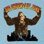 Big Chuck and Lil John Vintage Shirt, Cleveland
