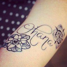 #disney #tattoo #ohana