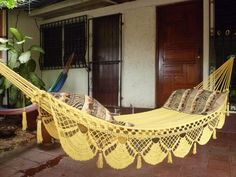 I love this hammock!