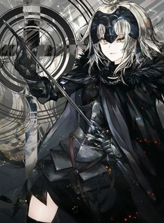 Fate : Jeanne'd Alter | Ruler