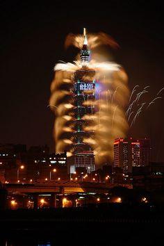 101 Building, Taipei, Taiwan