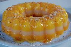 COOKANDFEED : Νηστίσιμο γλυκό με χυμό εσπεριδοειδών/ Layered Citrus Dessert