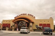 Bullfish Grill in Pigeon Forge has angus beef, fresh seafood, signature pasta dishes and more