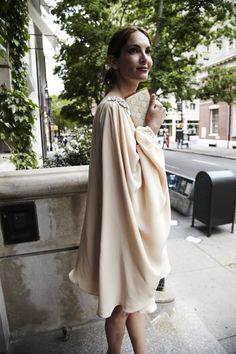Eugenia Silva - Chopard Cocktail, NY - Dress, handbag and sandals Bgo & Me; ring Art Madrid