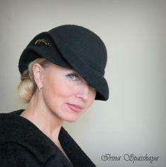 """Gallery.ru / """"Пауза"""" - Шляпки. Hats. - irina-spasskaya"""