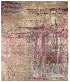 Дизайнерские ковры Ян Кат из коллекции Artwork