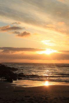 Gorgeous Sunset. Oregon Coast Sunset.