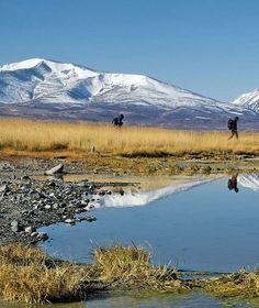 STEPPEN, JURTEN, WILDE PFERDE Mongolei – das neue Abenteuerland