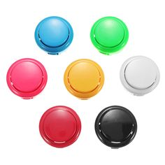 30mm Push Button for Arcade Game Joystick Controller MAME