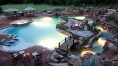 Lazy River pool... yup