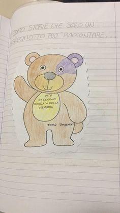 "27 Gennaio ""Giornata della memoria "" Per non dimenticare… Winnie The Pooh, Disney Characters, Fictional Characters, Blog, House, Ideas, Winter Time, Art, Haus"