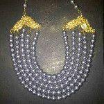My pearl collar