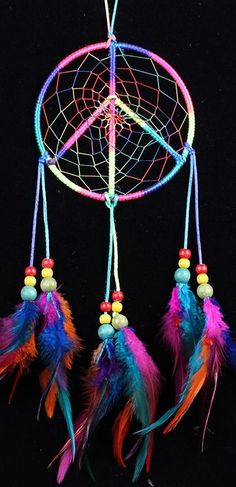 Peace Dream Catcher