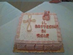 Torta per battesimo Baptism cake