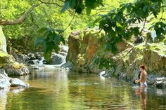 Paddle plunge and picnic in Borrowdale.You can find Destinations and more on our website.Paddle plunge and picnic in Borrowdale. Uk And Ie Destinations, Holiday Destinations, Places To Visit Uk, Places To Travel, Lake District, Uk Campsites, Paradise Pools, Zelt Camping, Hadrian's Wall