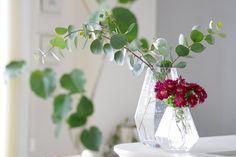 ニトリの北欧風花瓶とセリアのクリスマスアイテム。 | サチ…あれ♪ ~北欧インテリア~