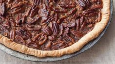 Ina Garten, The Barefoot Contessa's Recipe for Maple Pecan Pie. Thanksgiving Recipes, Fall Recipes, Sweet Recipes, Holiday Recipes, Canadian Thanksgiving, Thanksgiving Traditions, Holiday Foods, Holiday Time, Just Desserts
